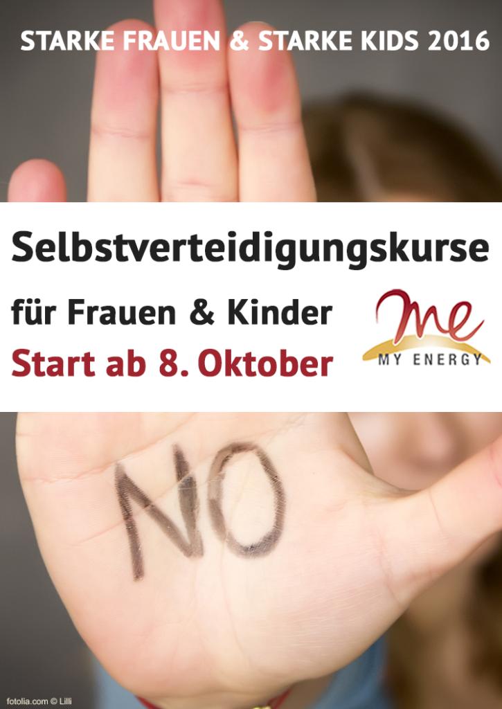 Selbstverteidigungkurse für Frauen und Kinder in Mainz bei me MY ENERGY®